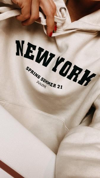 HOODIE NEW YORK